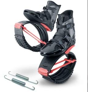 Skákací boty PRO7 - red