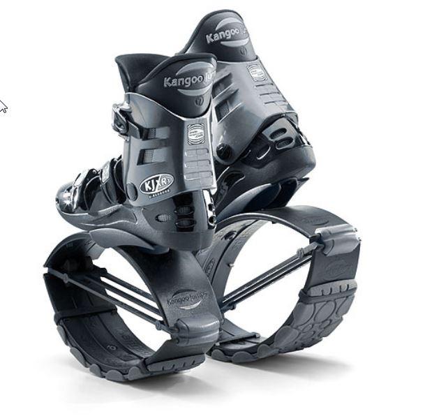 Kangoo skákací boty černé black