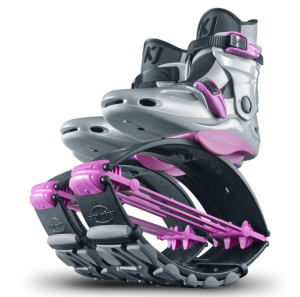 Kangoo skákací boty - dětské růžové