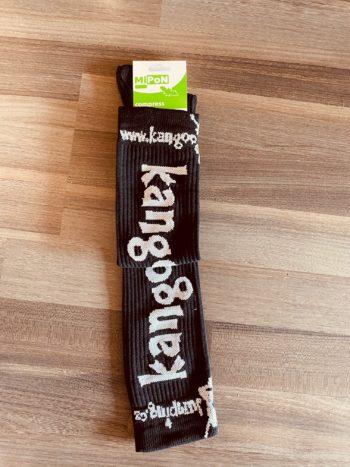 kangoo jumping podkolenky černé