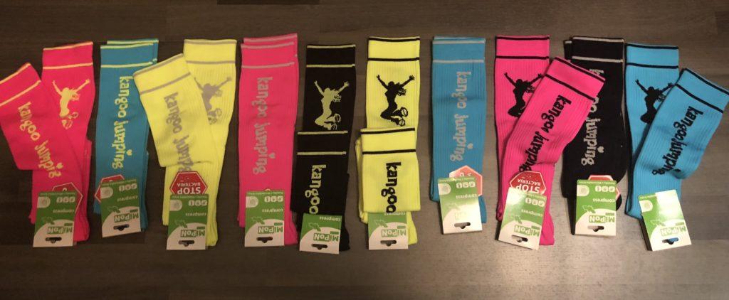 Kompresní podkolenky Kangoo Jumping CZ - všechny barvy